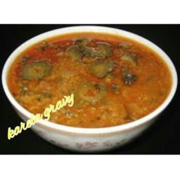 Karela Gravy - Plattershare - Recipes, Food Stories And Food Enthusiasts