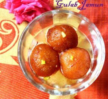 Gulab Jamun Recipe / How To Make Khoya Gulab Jamun - Plattershare - Recipes, Food Stories And Food Enthusiasts