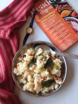 The Easiest Breakfast Dish - Upma - Plattershare - Recipes, Food Stories And Food Enthusiasts