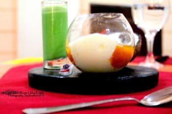 Khubani Ka Meetha With Paan Shots !!!! - Plattershare - Recipes, Food Stories And Food Enthusiasts