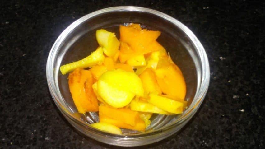 Green Turmeric ( Haldi ) - Plattershare - Recipes, Food Stories And Food Enthusiasts