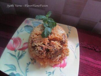 Dum Mutton Biryani - Plattershare - Recipes, Food Stories And Food Enthusiasts
