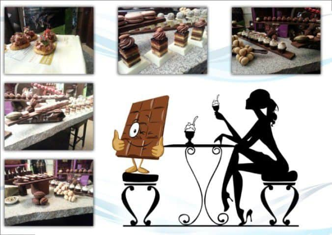 A Date With Chocolate!! - Plattershare - Recipes, Food Stories And Food Enthusiasts