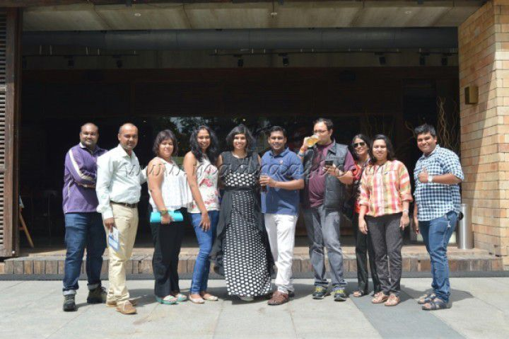 """Food Bloggers Association Bangalore (Fbab) 3Rd Meet Up €"""" District 6, Sheraton Hotel, Bangalore - Plattershare - Recipes, Food Stories And Food Enthusiasts"""