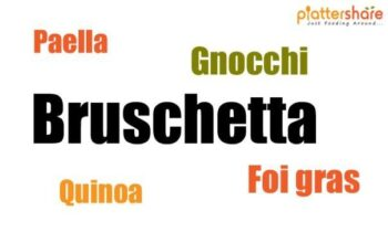 15 Common Food Terms You May Be Pronouncing Wrong - Plattershare - Recipes, Food Stories And Food Enthusiasts