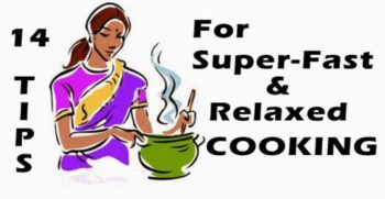 Tips For Relaxed And Super Fast Cooking - Plattershare - Recipes, Food Stories And Food Enthusiasts