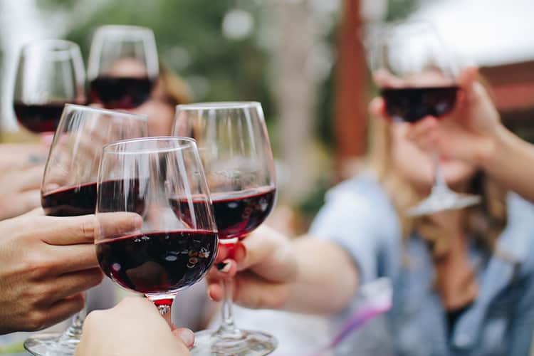 5 Tips On How To Host A Wine Tasting Party - Plattershare - Recipes, Food Stories And Food Enthusiasts