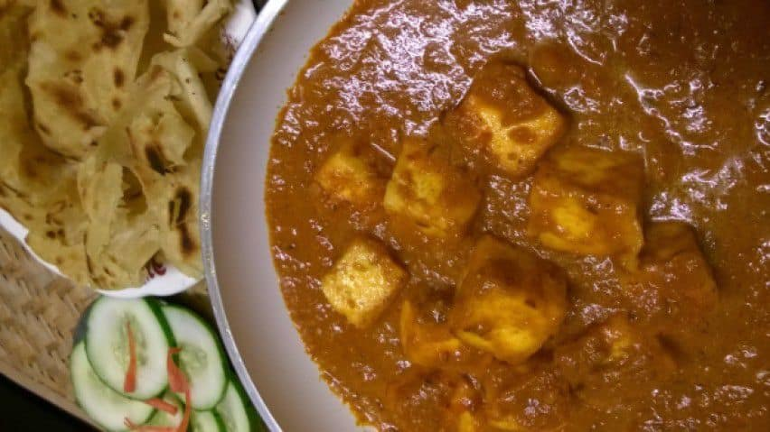 Gravy Paneer - Plattershare - Recipes, Food Stories And Food Enthusiasts