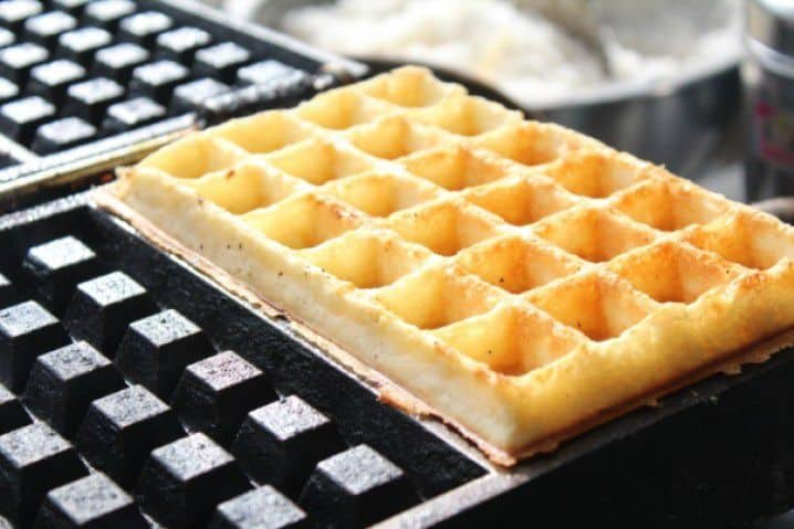 Waffles For Days: For When You Are Craving A Filling Dessert - Plattershare - Recipes, Food Stories And Food Enthusiasts