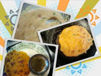 Dal Chilla - Plattershare - Recipes, Food Stories And Food Enthusiasts