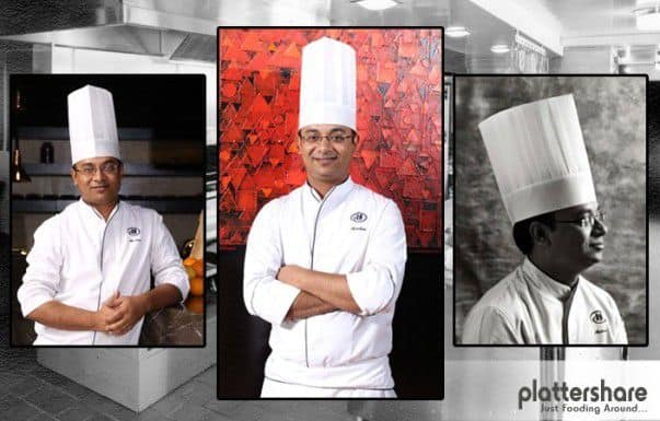 Meet The Executive Chef Anirban Dasgupta - Plattershare - Recipes, Food Stories And Food Enthusiasts