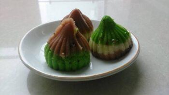 Kiwi Plum Modak - Plattershare - Recipes, Food Stories And Food Enthusiasts