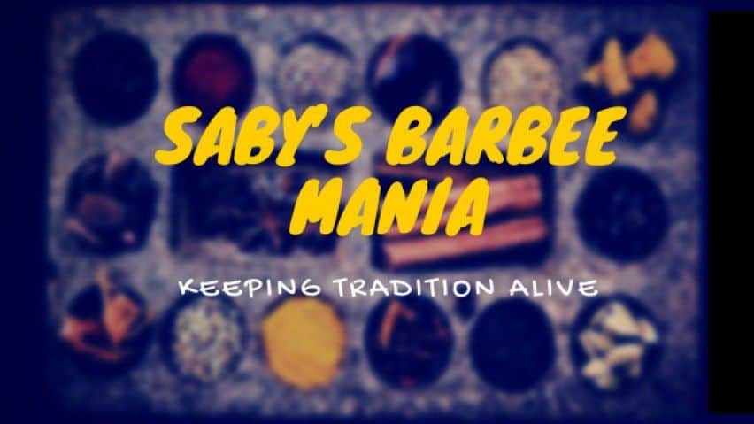Keeping Tradition Alive With Sabys Barbee Mania - Plattershare - Recipes, Food Stories And Food Enthusiasts