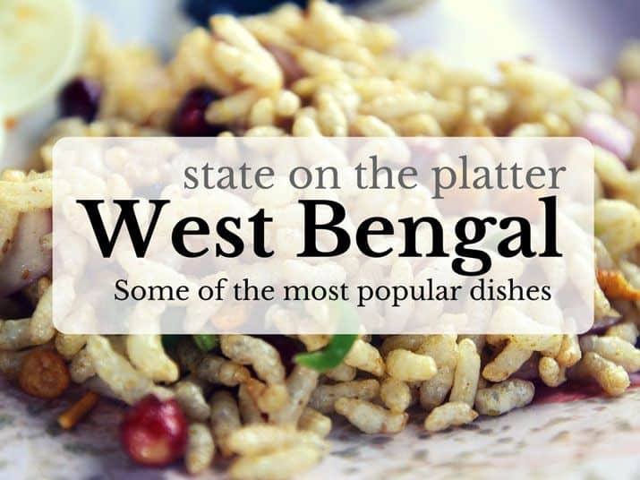 State On Plate - West Bengal - Plattershare - Recipes, Food Stories And Food Enthusiasts