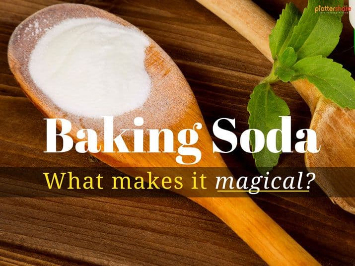 Magical Benefits Of Baking Soda Which Will Make You Fall In Love With It - Plattershare - Recipes, Food Stories And Food Enthusiasts