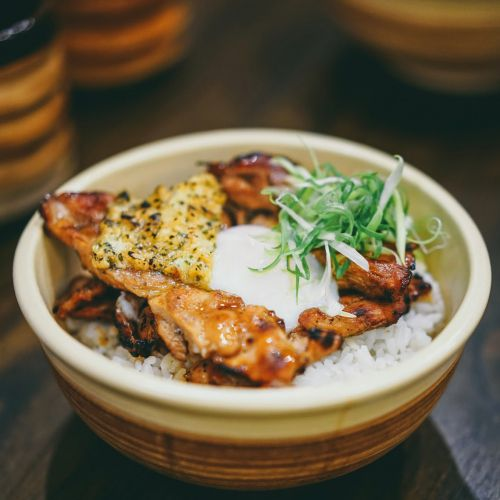 Donburi Food Festival - Japanese Culinary Secrets Tucked In A Bowl - Plattershare - Recipes, Food Stories And Food Enthusiasts