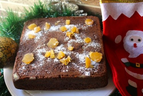 Cakes And Cookies To Bake During Christmas - Plattershare - Recipes, Food Stories And Food Enthusiasts