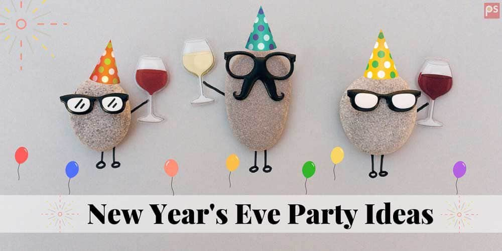 New Year'S Eve Twisted Party Ideas - Plattershare - Recipes, Food Stories And Food Enthusiasts