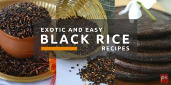 Black Rice - Is It Still Forbidden? Enjoy 9 Healthy And Easy Black Rice Recipes - Plattershare - Recipes, Food Stories And Food Enthusiasts