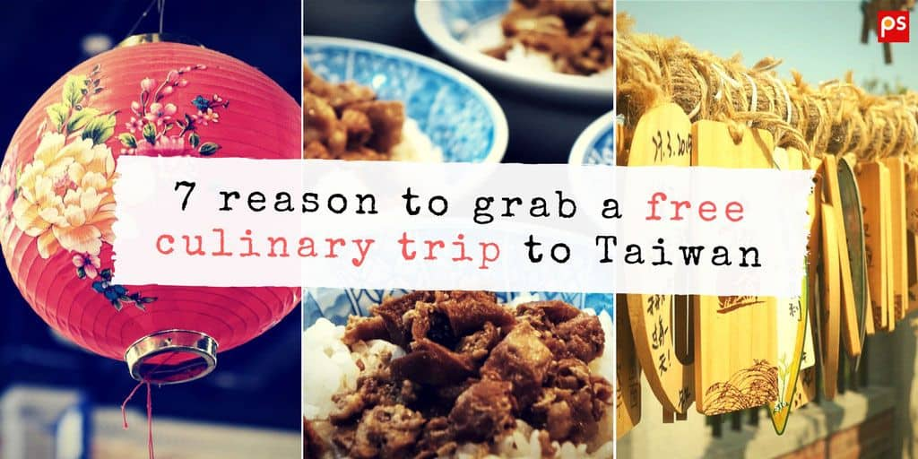 7 Reasons To Grab A Free Culinary Trip To Taiwan - Plattershare - Recipes, Food Stories And Food Enthusiasts