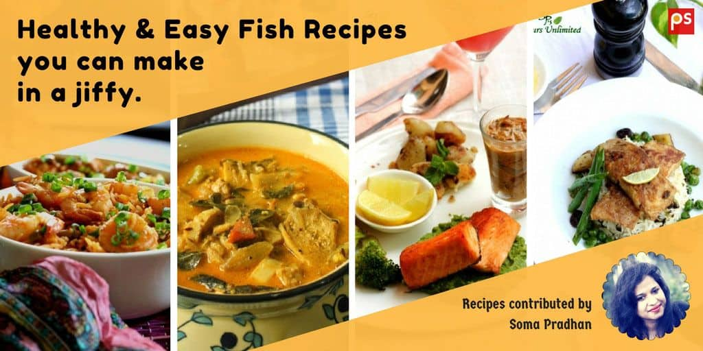 Healthy And Easy Fish Recipes Which You Can Make In A Jiffy - Plattershare - Recipes, Food Stories And Food Enthusiasts