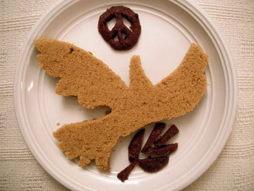 How Can Food Help Bring About World Peace? - Plattershare - Recipes, Food Stories And Food Enthusiasts