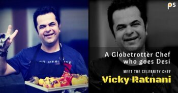 The Pioneer Of Molecular Gastronomy In India, Meet Celebrity Chef - Vicky Ratnani - Plattershare - Recipes, Food Stories And Food Enthusiasts