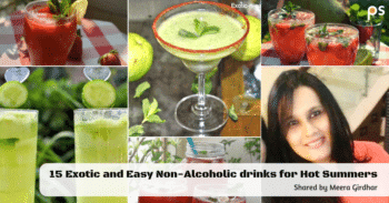 15 Exotic And Easy Non-Alcoholic Drinks For Hot Summers - Plattershare - Recipes, Food Stories And Food Enthusiasts