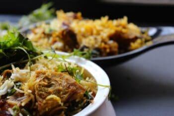 Jackfruit (Kathal) Biryani - Plattershare - Recipes, Food Stories And Food Enthusiasts