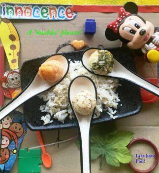 Nostalgic Memories Of Pappu Mudda Aks Rice Balls - Plattershare - Recipes, Food Stories And Food Enthusiasts