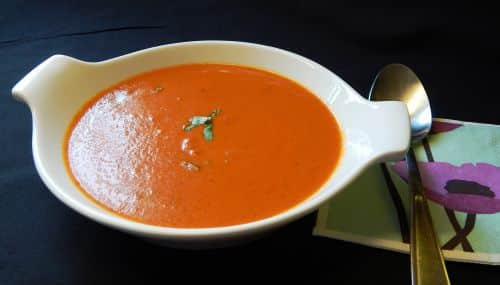 Enjoy Glow Of Good Health With These Nourishing Tomato Soup Recipes - Plattershare - Recipes, Food Stories And Food Enthusiasts