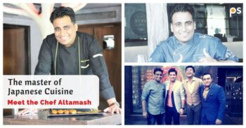 His High Flying Culinary Jouney At Tajsats Made Him The Master Of Japanese Cuisine - Meet The Chef Altamsh Patel - Plattershare - Recipes, Food Stories And Food Enthusiasts