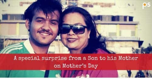 A Special Surprise From A Son To His Mother On Mother'S Day - Plattershare - Recipes, Food Stories And Food Enthusiasts