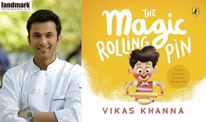 This Vikas Khanna'S Book Sold For 3 Million, Here'S Why - Plattershare - Recipes, Food Stories And Food Enthusiasts