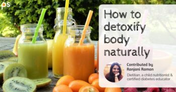 How To Detoxify Body Naturally At Home? - Plattershare - Recipes, Food Stories And Food Enthusiasts