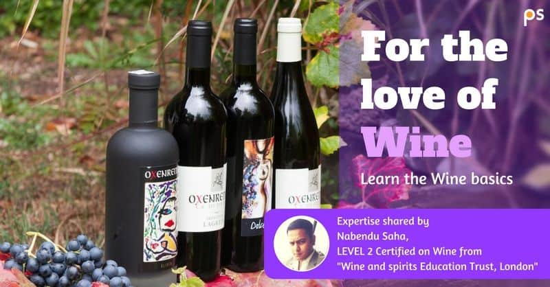 Wine Basics For Everyone - Plattershare - Recipes, Food Stories And Food Enthusiasts
