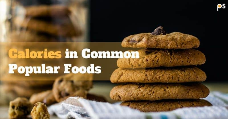 Calories In Common Popular Foods Which You Relish - Plattershare - Recipes, Food Stories And Food Enthusiasts