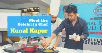 Meet Celebrity Chef Kunal Kapur, Who Camps To Teach Food Basics And Beyond - Plattershare - Recipes, Food Stories And Food Enthusiasts