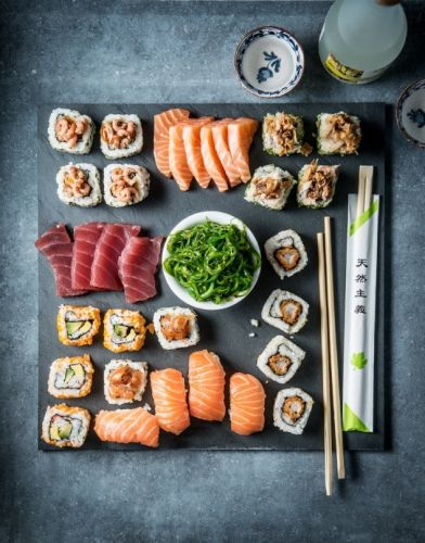 What Is Japanese Sushi? A Low Calorie Street Food From Japan And Its Types - Plattershare - Recipes, Food Stories And Food Enthusiasts