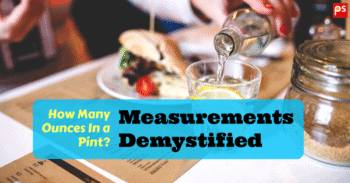 Measurements Demystified - How Many Cups In A Gallon? How Many Ounces In A Pint? - Plattershare - Recipes, Food Stories And Food Enthusiasts