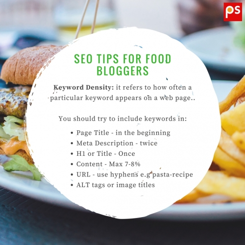 Seo Tips For Food Bloggers - Plattershare - Recipes, Food Stories And Food Enthusiasts