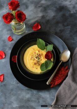 Ravo (Milky Semolina Pudding) - Plattershare - Recipes, Food Stories And Food Enthusiasts