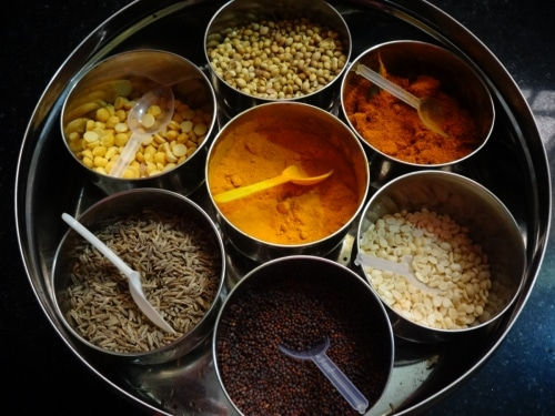 """Tempering Spices (Tadka) €"""" What Are They And Why Do We Use Them. - Plattershare - Recipes, Food Stories And Food Enthusiasts"""