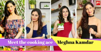 From Banker To Blasting Cooker To Ace Chef - Meet Meghna Kamdar - Plattershare - Recipes, Food Stories And Food Enthusiasts