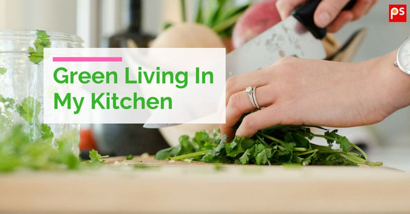 Green Living In My Kitchen - Plattershare - Recipes, Food Stories And Food Enthusiasts