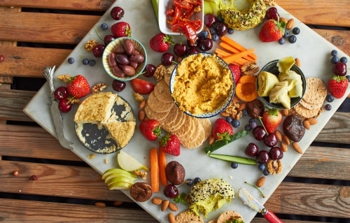 Here Are Some Vegan Food Platter Ideas For Your Next Party - Plattershare - Recipes, Food Stories And Food Enthusiasts