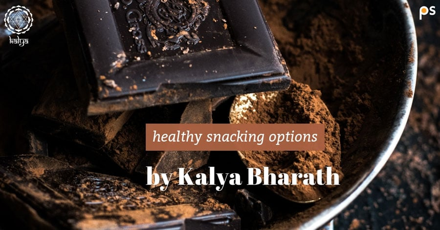 Kalya Bharath - Healthy Snacking For Healthy India - Plattershare - Recipes, Food Stories And Food Enthusiasts