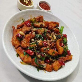 Chicken La Zi Ji - Plattershare - Recipes, Food Stories And Food Enthusiasts