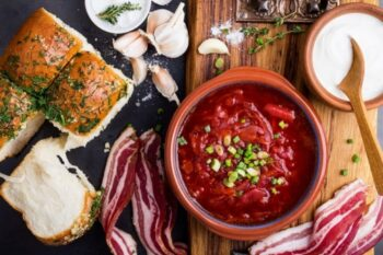 The Most Famous Traditional Russian Foods And Drinks - Plattershare - Recipes, Food Stories And Food Enthusiasts