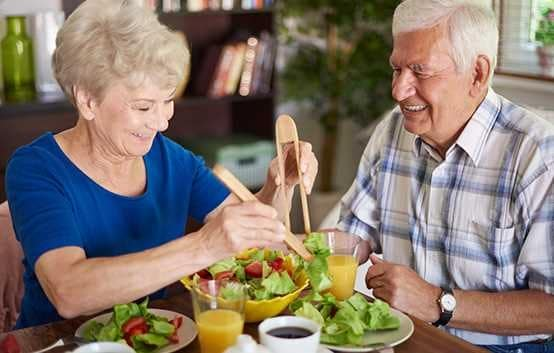 5 Tips To Help Seniors Eat In A Healthy Way - Plattershare - Recipes, Food Stories And Food Enthusiasts